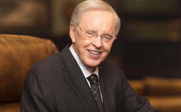 First Baptist Church senior pastor, Charles Stanley