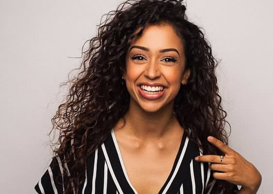 YouTuber Liza Koshy