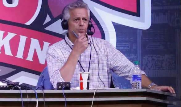 Fox Sports announcer, Thom Brennaman