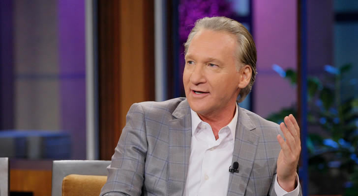 Political Commentator and Comedian, Bill Maher