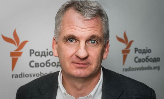 Yale Professor of History, Timothy Snyder