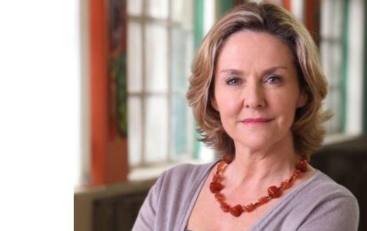 Actress Amanda Burton