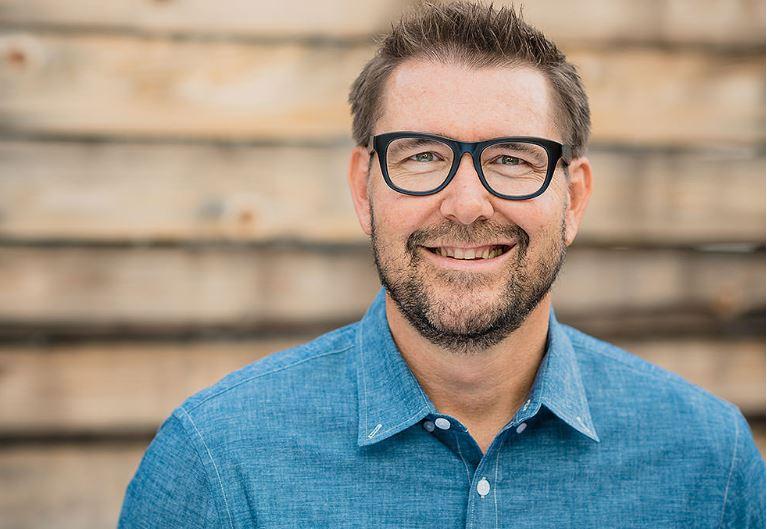 Lead pastor of Washington's National Community Church, Mark Batterson
