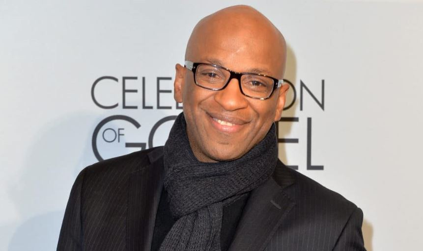 Pastor and Gospel singer, Donnie McClurkin