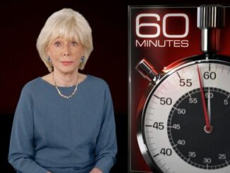60 Minutes Correspondent Lesley Stahl