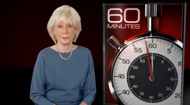 60 Minutes Correspondent Lesley Stahl