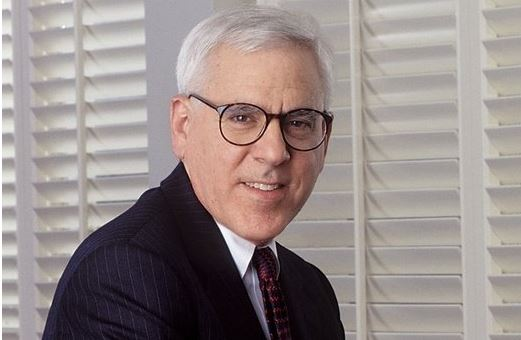 Billionaire businessman, David Rubenstein