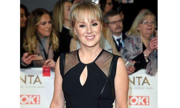 British actress, Sally Dynevor