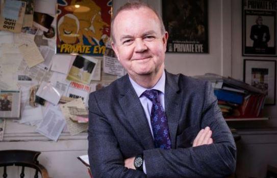 British journalist, Ian David Hislop
