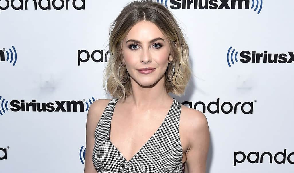 Dancing with the stars dancer and former judge, Julianne Hough