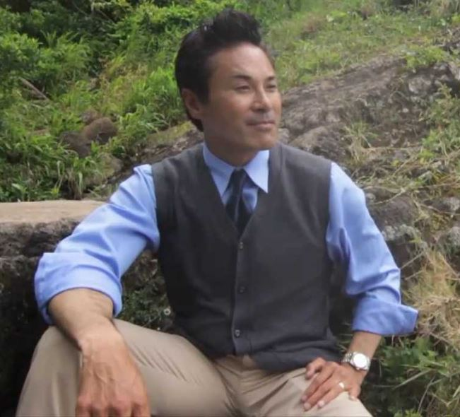 Danny Yamashiro radio personality