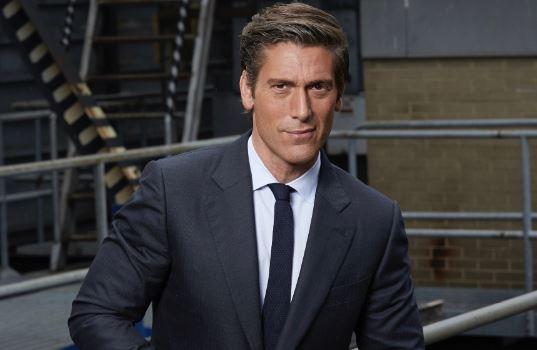 David Muir, ABC News World Tonight News Anchor