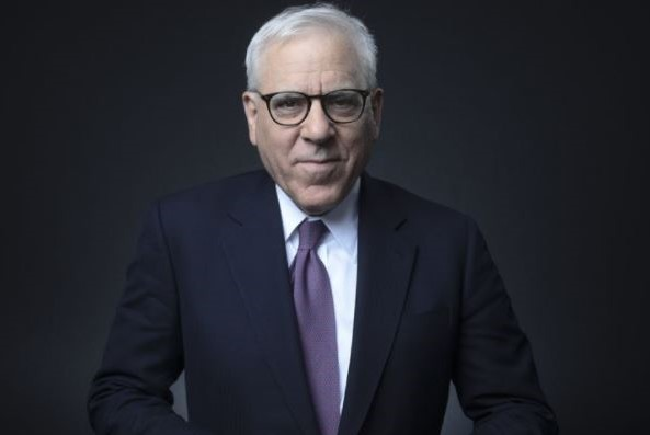 David Rubenstein, co-founder and co-chief executive chairman of The Carlyle Group