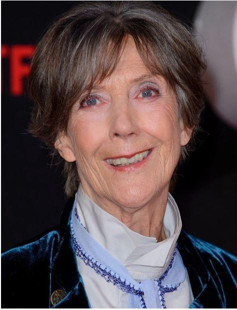 Eileen Atkins actress,