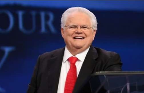 Founder of John Hagee Ministries, Jogn Hagee