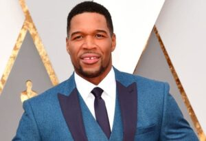 GMA co-host Michael Strahan