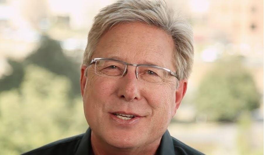 Gospel singer and songwriter, Don Moen
