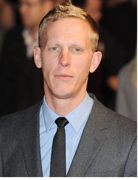 Laurence Fox English actor,