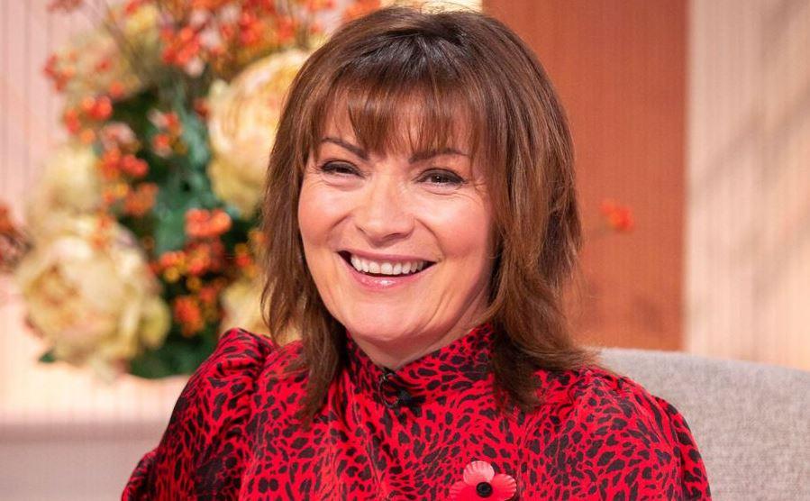 Lorraine Kelly journalist