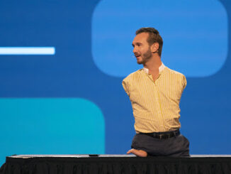 Nick Vujicic, American-Australian Motivational Speaker