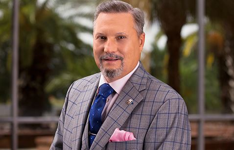 Pastor and Evangelist Donnie Swaggart