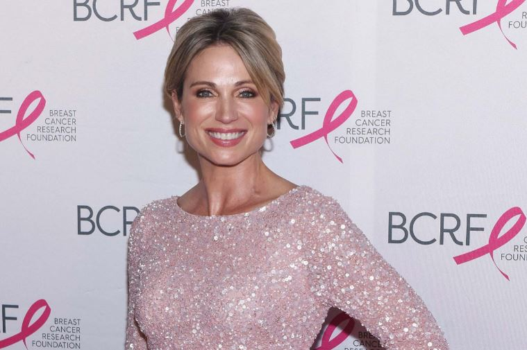 ABC News journalist Amy Robach