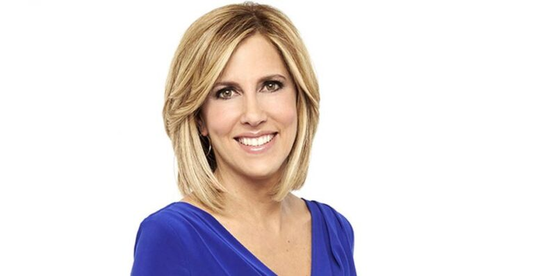 Alisyn Camerota of New Day