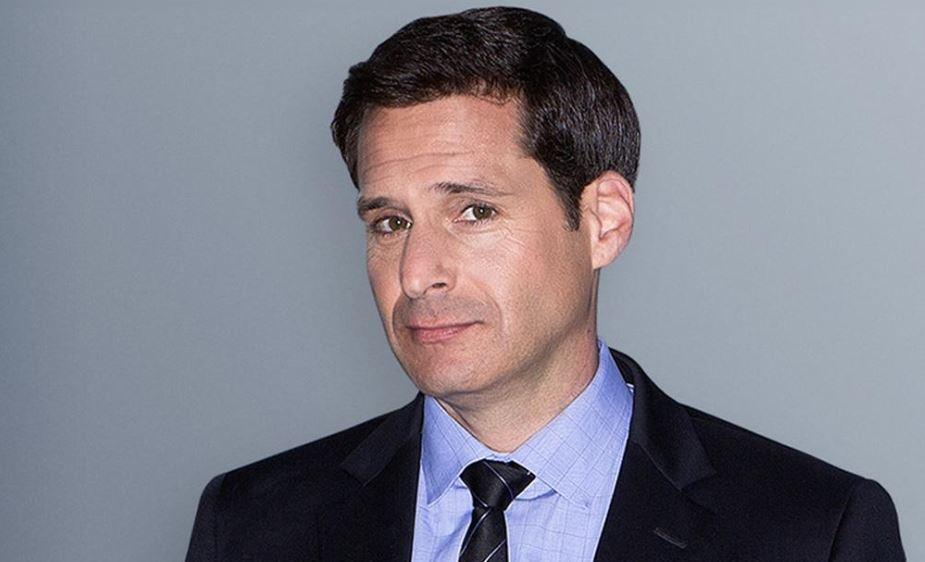 American journalist and New Day co-anchor John Berman
