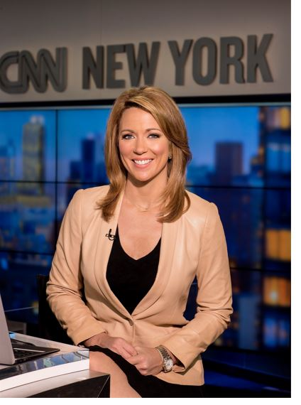 Brooke Baldwin the journalist