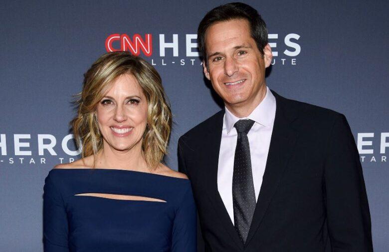 CNN's New Day co-anchors, John Berman and Alisyn Camerota