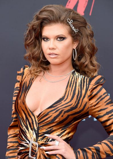 Chanel West Coast elevision personality,