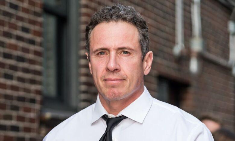 Cuomo Prime Time presenter, Chris Cuomo