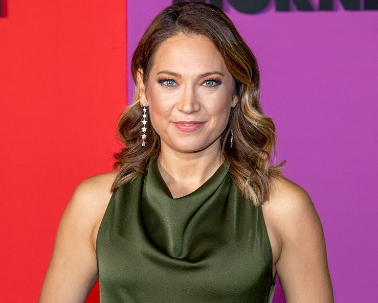 Ginger Zee television personality