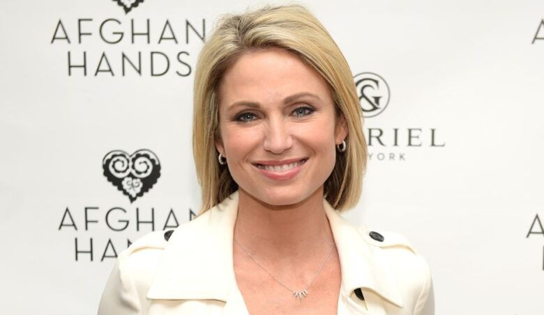 Good Morning America fill anchor, Amy Robach