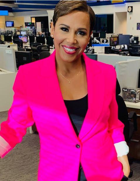 Jovita Moore American journalist,