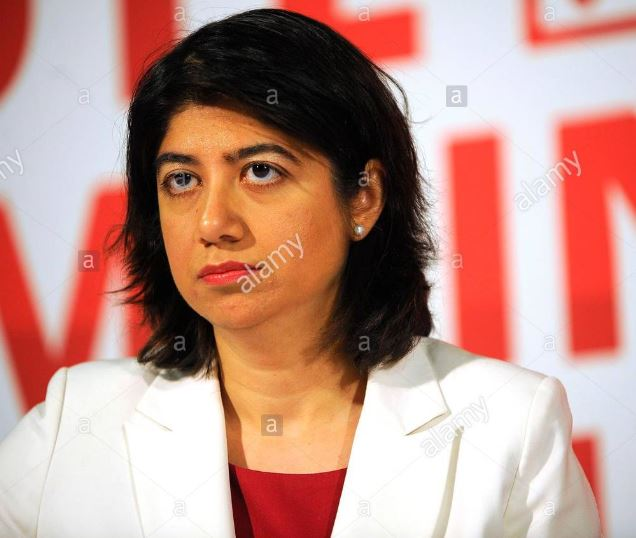 Seema Malhotra politician