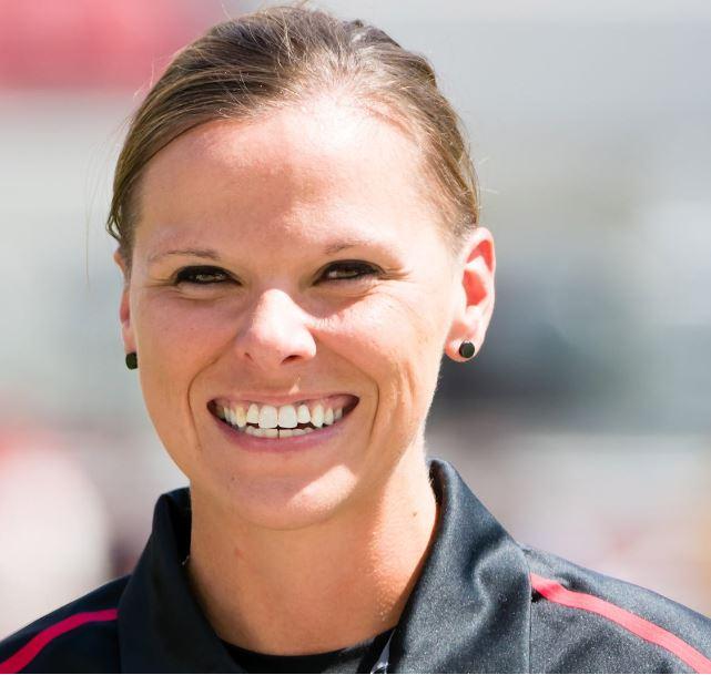Katie Sower coach
