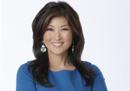 ABC News' Nightline co-anchor, Juju Chang
