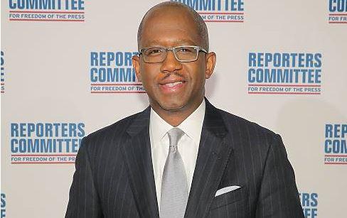 ABC News' journalist Pierre Thomas