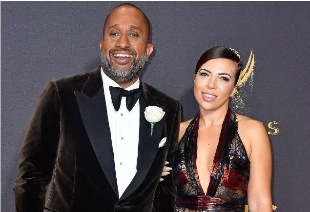 Black-ish creator Kenya Barris with his now ex-wife