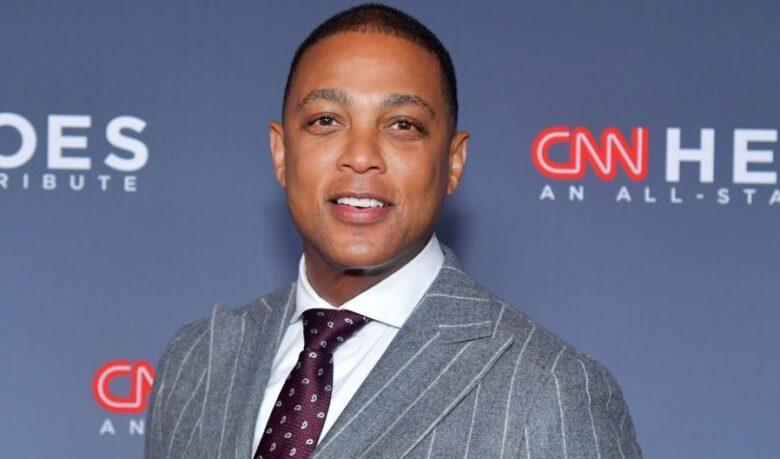 CNN Anchor, Don Lemon