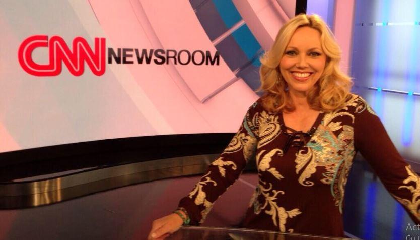 International CNN journalist, Rosemary Church