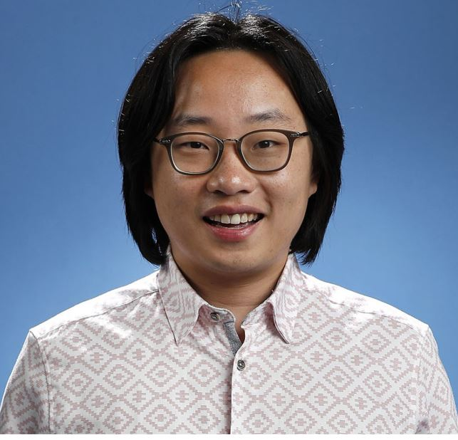Jimmy O. Yang an actor and a standup comedian