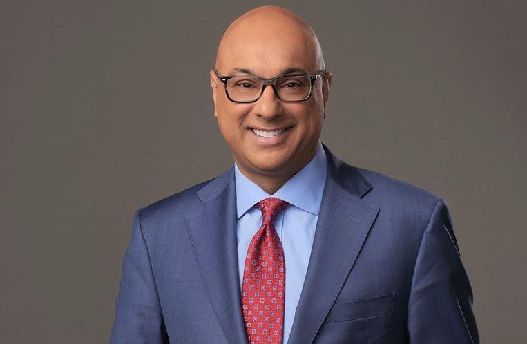 MSNBC and NBC News Business Correspondent, Ali Velshi
