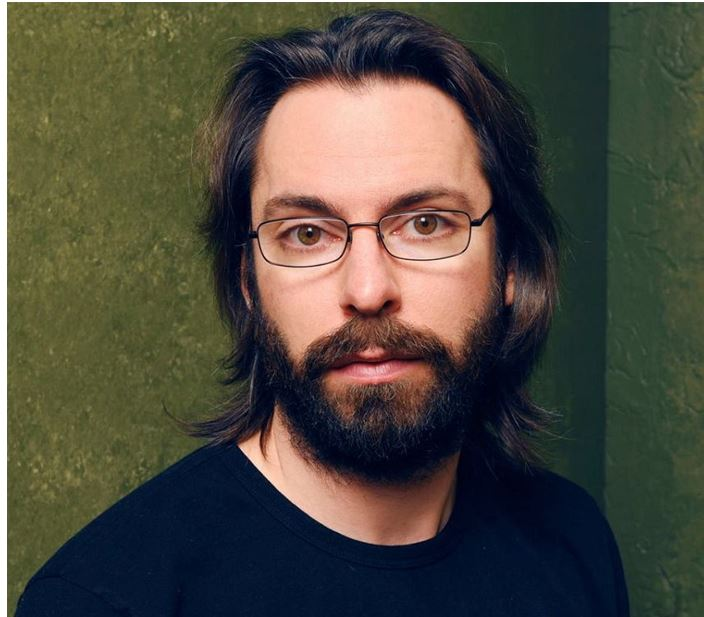 Martin Starr the actor