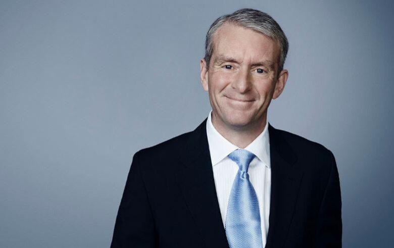 Multi award-winning CNN journalist, Nic Robertson