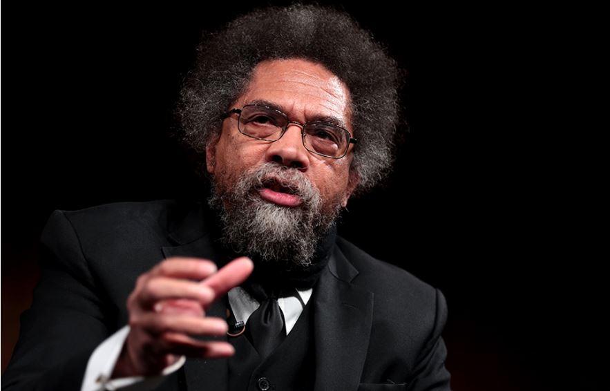 Philosopher and Harvard professor, Cornel West
