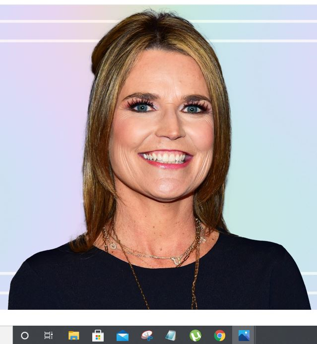 Savannah Guthrie a broadcast journalist-author and attorney