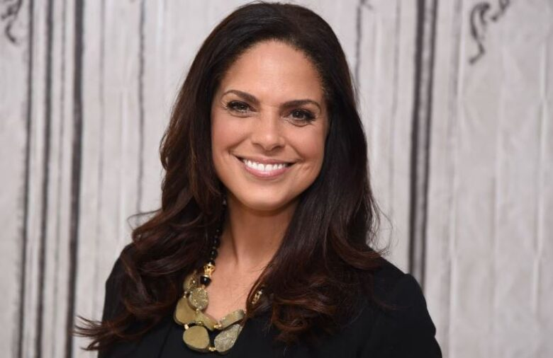 Broadcast journalist and executive producer, Soledad O'Brien