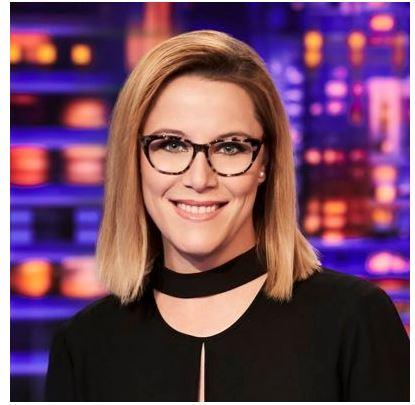 S.E. Cupp a CNN political commentator and a writer